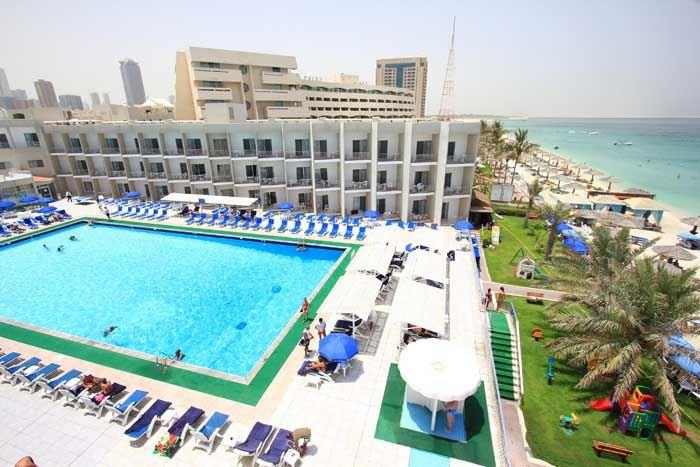 Beach Hotel Sharjah 3 *