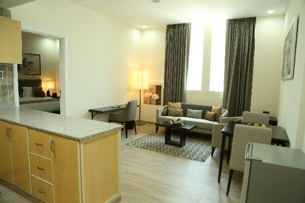 The Uptown Hotel Apartment 3*
