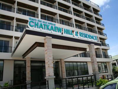 Chatkaew Hill Hotel & Residence 3*