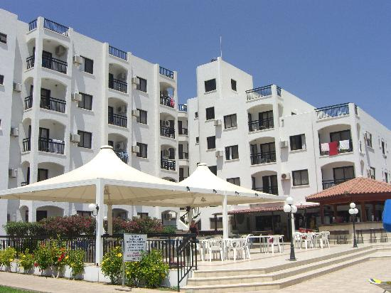 Seagull Hotel Apartments 4*