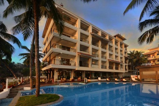 Golden Tulip Goa 4*