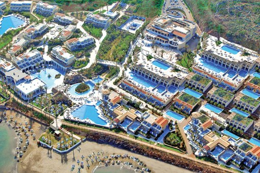 Radisson Blu Beach Resort Crete 5*