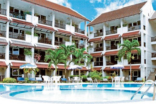 Splendid Resort Jomtien 3*