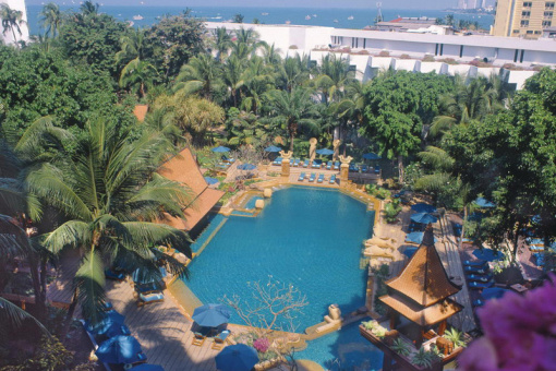 Pattaya Marriott Resort SPA 4*