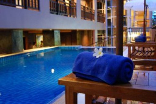 Seaside Jomtien Beach 3*
