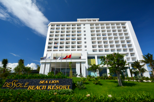 Dessole Sea Lion Beach Resort & Spa 4*
