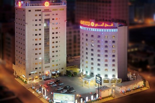 AL SAFIR HOTEL AND TOWER 4*