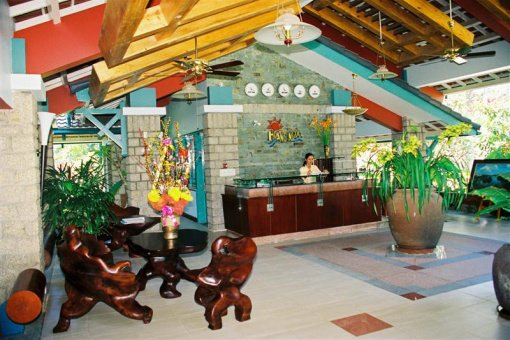 Oriental Pearl Beach Resort & Spa 4* (бывш. Hoang Ngoc Resort 4*)