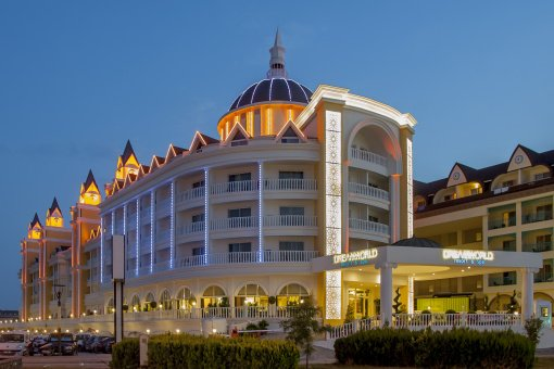 Dream World Resort & Spa 5*