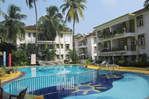 Alor Grande Holiday Resort Candolim 2*