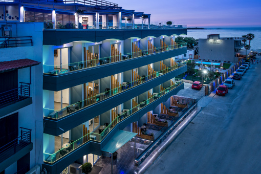 Infinity Blue Boutique Hotel 4*