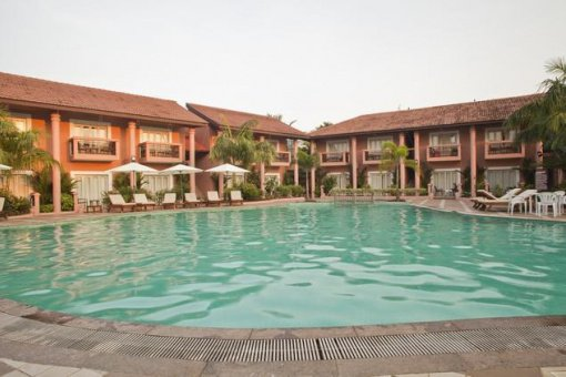 The Golden Crown Colva 4*