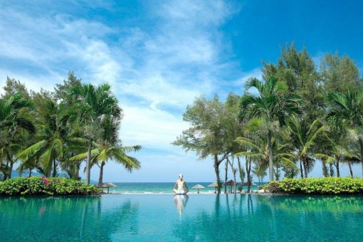 Pullman danang beach resort (ex. lifestyle resort da nang) 5*
