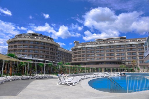 Sunmelia Beach Resort Hotel & Spa 5*