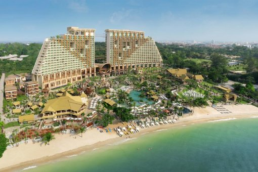 Сentara Grand Mirage Beach Resort 5*