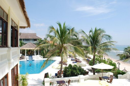 Allezboo Beach Resort 4*