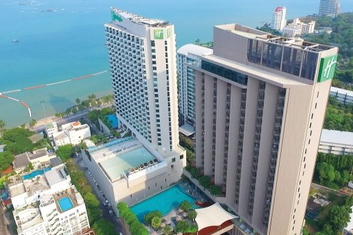 Holiday Inn Pattaya 4*