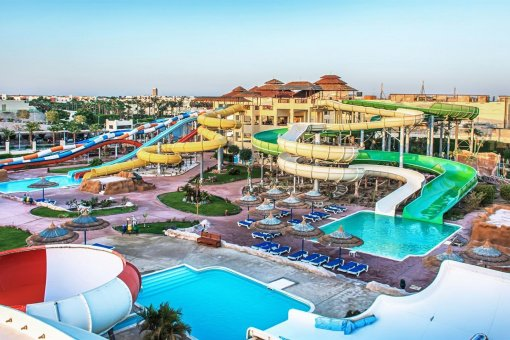 Tia Heights Makadi Bay Aquapark Resort 5*