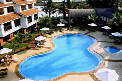 Double Tree by Hilton Hotel Goa 4*