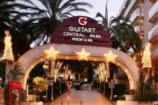 Guitart Central Park Resort and Spa 3*