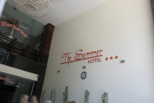 The Summer Hotel 3*
